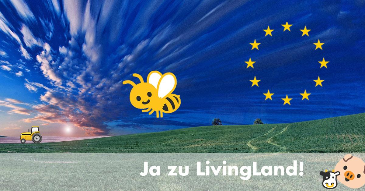 Für eine faire, ökologisch nachhaltige, gesunde und global verantwortungsvolle Landwirtschaft in der EU. Foto: Frantzou Fleurine / CC0 1.0 / unsplash.com